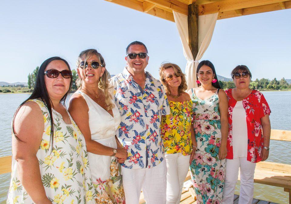 Inauguración Marina Sanny