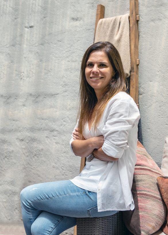 Maite Rodríguez, gerente de Viñas de Colchagua A.G.